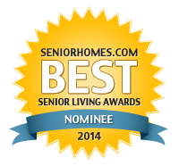 SandwichINK for the Sandwich Generation is again nominated for best boomers resource AND social media rockstar at SeniorHomes