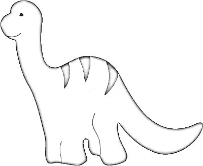 And all my grandkids will love this dinosaur coloring page - fun for baby boomer grandparents AND grandkids