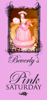 Beverlys Pink Saturday is full of fun things for SandwichINK Real Estate Info - including the occasional pink house