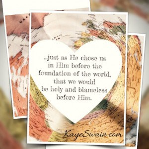Encouraging and comforting Bible verses from Kaye Swain and my multigenerational family