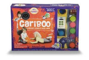 Cranium Cariboo toddler board game