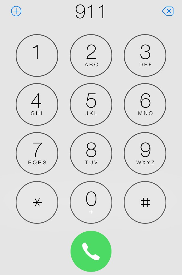 Tips to help prevent accidental phone calls to 911
