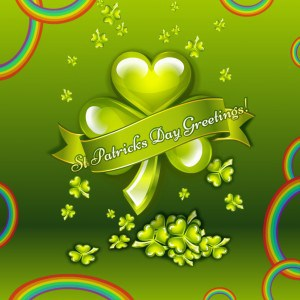 Happy St Patricks Day from Kaye Swain Roseville CA REALTOR