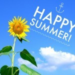 Happy Summer from Kaye Swain Christian blogger and social media specialist writing at SandwichINK for the Sandwich Generation