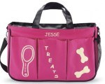 Cute and Pink Pet-Friendly Diaper Bag-Carrier Is Quite Handy