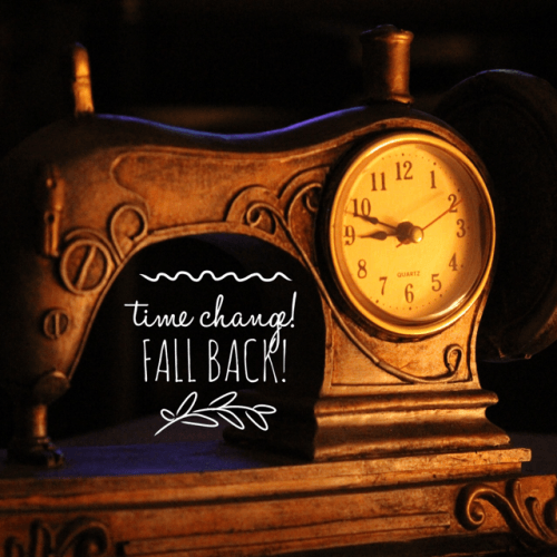 Time change so fall back in Roseville CA and beyond via Kaye Swain Real Estate Agent Blogger