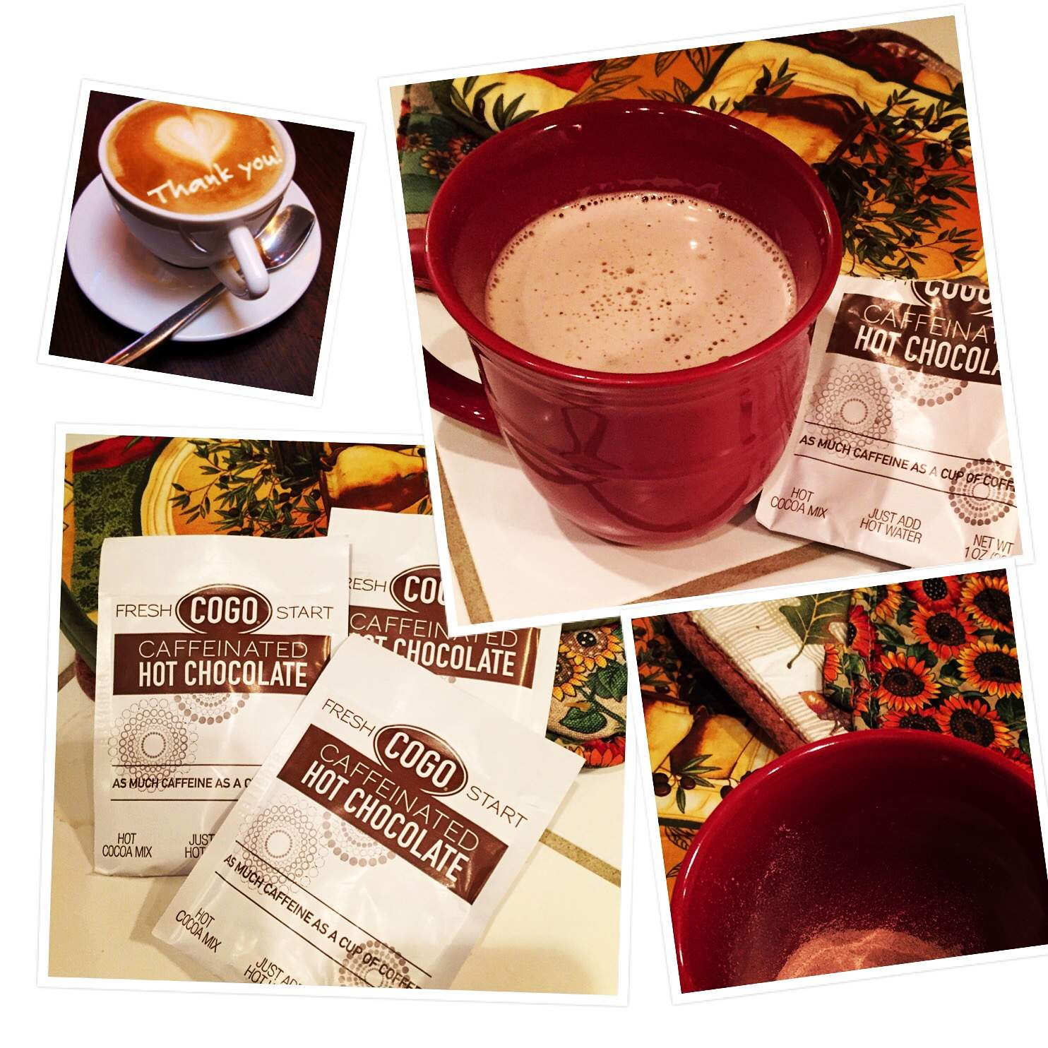 Thank you to Heather Heumann Sweet Tea Social Marketing for COGO from Kaye Swain Roseville CA real estate agent blogger
