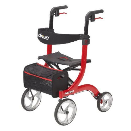 One of the many walking aids for seniors available to us via Kaye Swain Roseville CA real estate agent