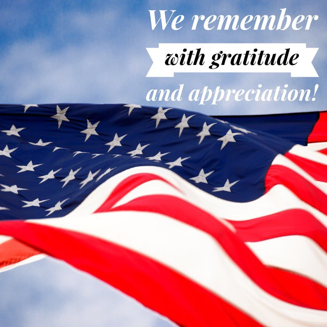 Memorial Day 2016 Gratitude appreciation via Kaye Swain .jpg