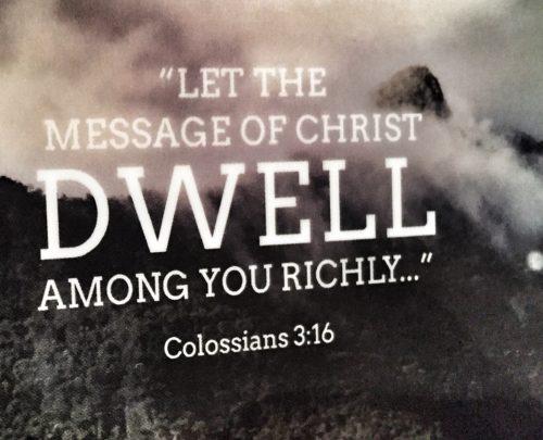 Christian blogger Kaye Swain sharing encouraging Bible verses
