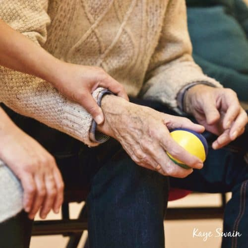 Ease the Stress of Caring for Elderly Parents With some of my fave resources