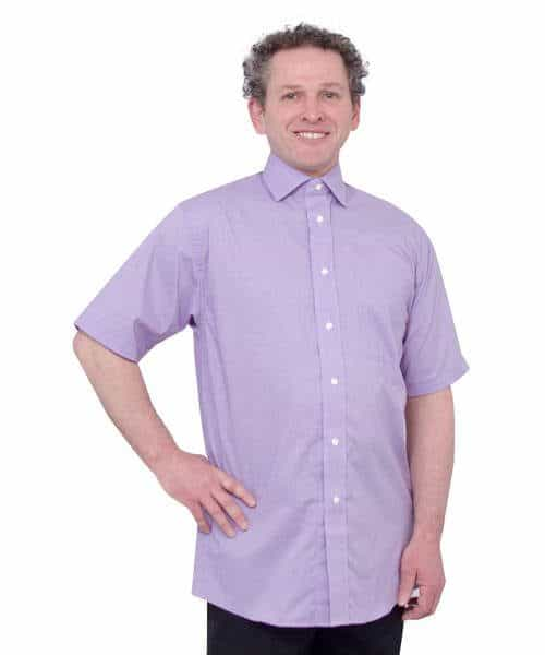 Silverts specializes in adaptive elderly clothing like this shirt many elderly men would love includes magnetic buttons