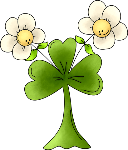st patricks day clip art. I LOVE her clipart!