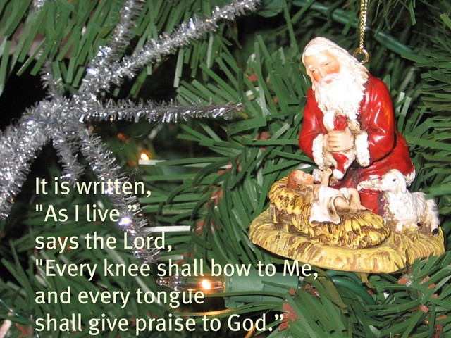 Words of Encouragement for a Special Christmas Ornament -