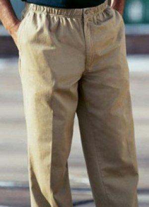 Full Elastic Waist Mens Jeans