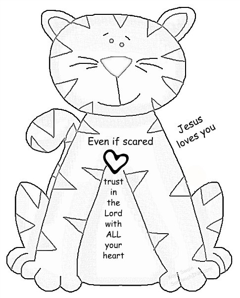 Sunday School Coloring Sheets On Pinterest