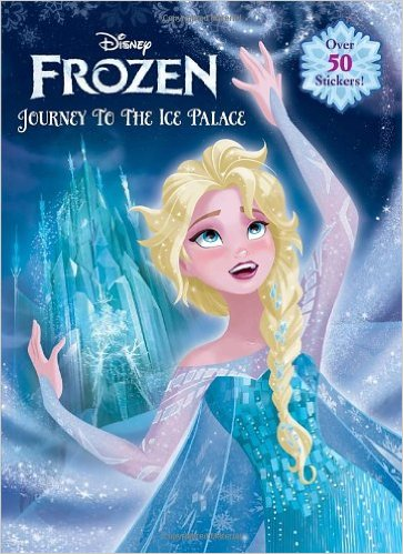 Frozen and other coloring pages and books are fun for the grandkids near and far