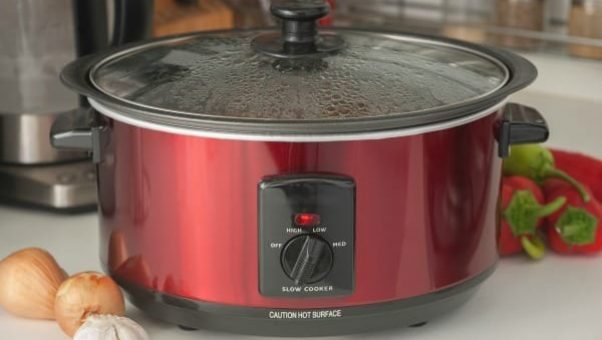 Crockpots are a big help for the Sandwich Generation multigenerational caregiver