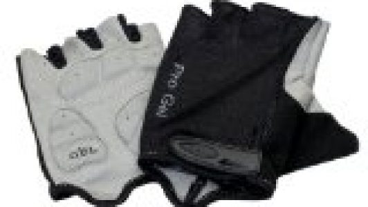 gel cycling gloves were great when i had a severe broken left ankle