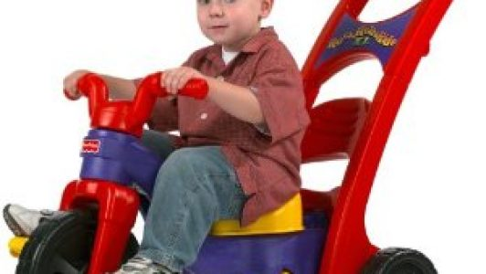 A child with autism food allergies or intolerance symptoms can look quite healthy while riding his Fisher-Price Rock Roll n Ride Trike XL but still have definitive special needs