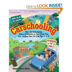 Car schooling can make for fun activities for Sandwich Generation grandparents and their grandchildren