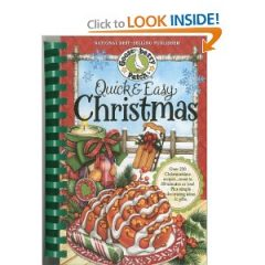 Gooseberry Patch Christmas books have easy crafts and fun recipes for the whole sandwich Generation family from kids to seniors
