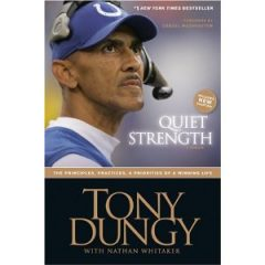 Tony Dungy Quiet Strength book for grandparents and their grandchildren