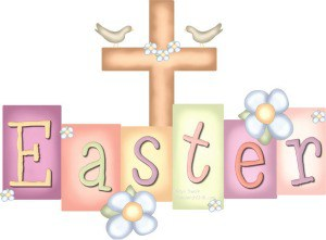 Lent and Easter ideas - activities - clipart for the Sandwich Generation grandparents and grandchildren