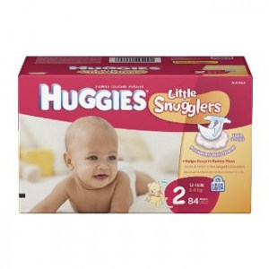 Ordering Huggies for grandkids using my Amazon Prime Discount Membership with free shipping is one of my favorite creative and practical ways to save money