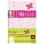 A cute pink study Bible full of seriously encouraging Bible verses for girls