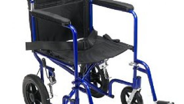 Lightweight Medline Transport Travel Wheelchairs are perfect for all the ages included in the Sandwich Generation