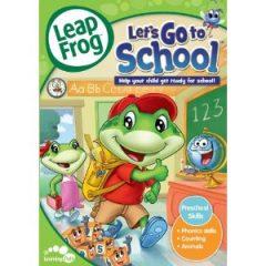 Newest of the Leap Frog DVDs