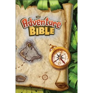 Picking out just the right Bibles for each of the children is one of my favorite activities for grandparents and their grandchildren