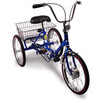 Adult tricycles can be safe and healthy senior fitness equipment including for those with parkinsons who want to try using a bicycle