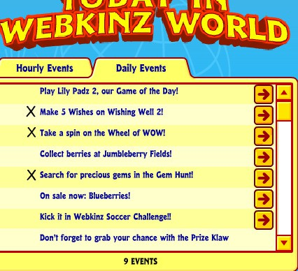 The 3 Xs are the easiest ways to earn virtual money for your Webkinz stuffed animals online and you can play them daily