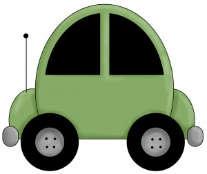 This cute car clipart can remind us to enjoy fun memory games activities for the elderly grandparents and their grandchildren in the car
