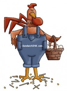 Country Rooster clipart from Trina is so cute and is perfect for my decor