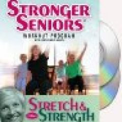 Great senior fitness and bodybuilding exercises on this - also good for osteoporosis - exercise dvd