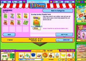 Harvest pumpkins are my favorites - whether for Webkinz Stuffed animals or clipart