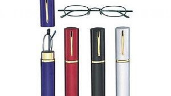 Compact Reading Glasses are a big help for boomers and seniors in the Sandwich Generation