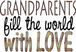 Grandparents fill the world with love on National Grandparents Day and all through the year