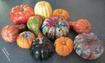 So much fun with these fall pumpkin table decorations activities - easy crafts for kids and seniors