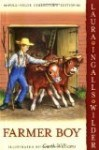 Farmer Boy by Laura Ingalls Wilder book activities for grandparents and grandchildren