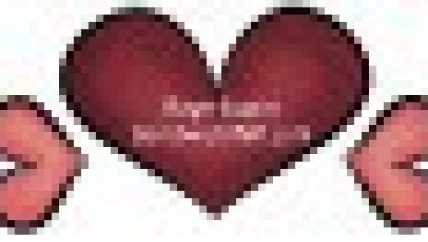These Valentines Day heart and flower clip art borders are a lovely encouragement for the Sandwich Generation