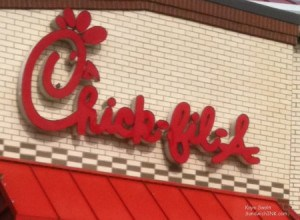 Chick-fil-A has been a blessing to this Sandwich Generation granny nanny and her grandchildren for many years