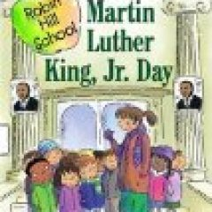 Reading this Martin Luther King Jr easy reader for kids is a fun way to combine reading with phonics activities for grandparents and their grandchildren