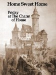 Sweet family memories and vintage pictures at Home Sweet Home Friday at The Charm of Home