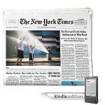The New York Times is a great resource for baby boomer and senior citizen news - and it comes to your iPhone with the Kindle app