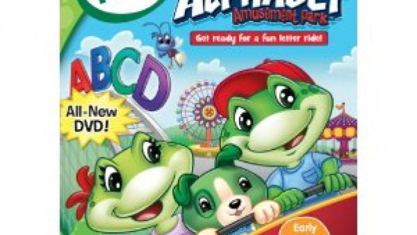 Another fun with phonics Leap Frog resources DVD - fun for TV activities for grandparents and their grandchildren