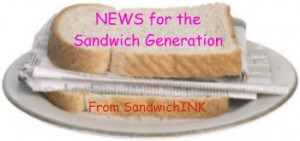 Baby Boomer and Senior Citizen News is an important part of SandwichINK for the Sandwich Generation m